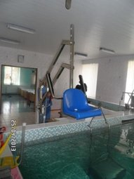 Lifts for pools