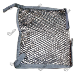Baggage mesh for wheelchair