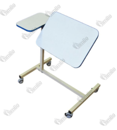 Table for wheelchair